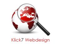 logo klick7 webdesign